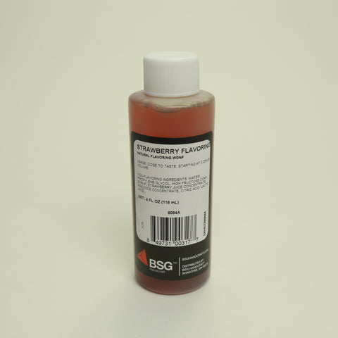 Strawberry Fruit Extract 4oz