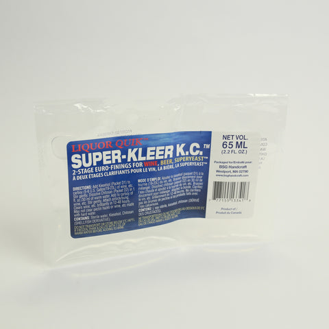 Super Kleer KC Finings