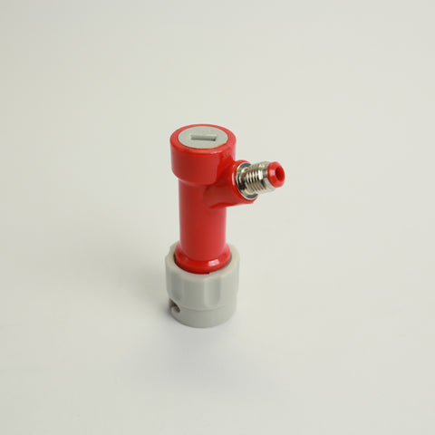 Pin Lock Gas 1/4in Flare