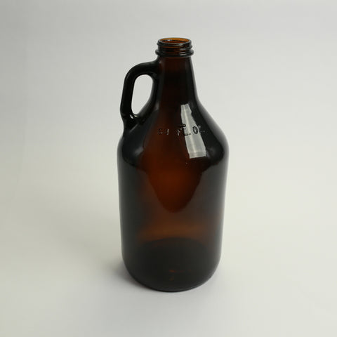 64oz Amber Growler