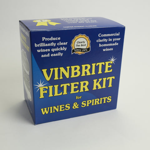 Vinbrite MK III Filter Kit