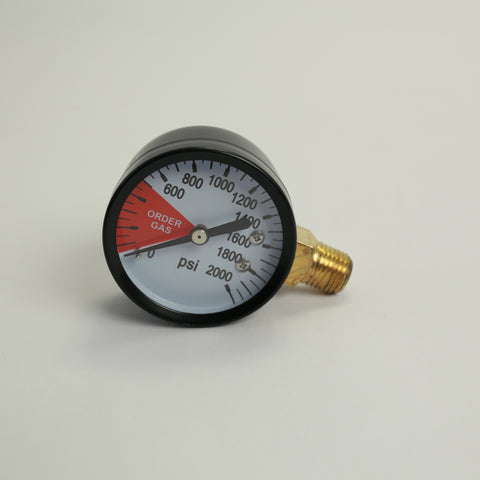 Regulator Tank Gauge (rht)