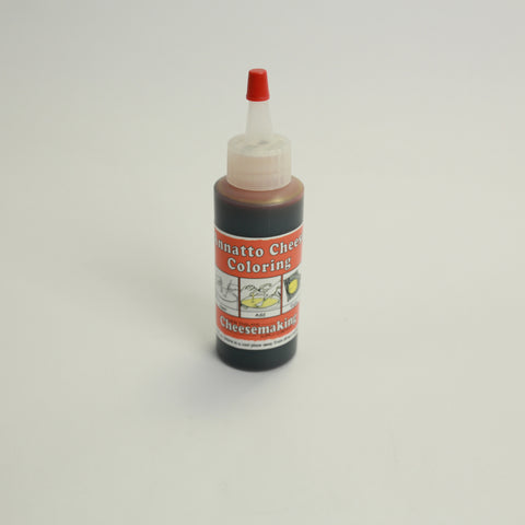 Cheese Coloring 2oz Bottle