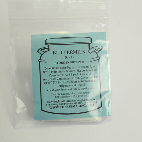 Buttermilk Culture 5 pack