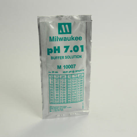 pH 7.01 Solution Single Use