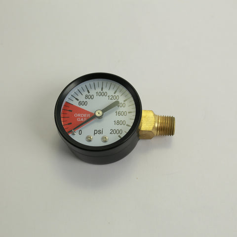 Regulator Tank Gauge (lht)