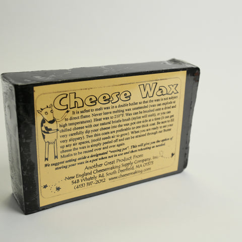 Cheese Wax: Black 1lbs