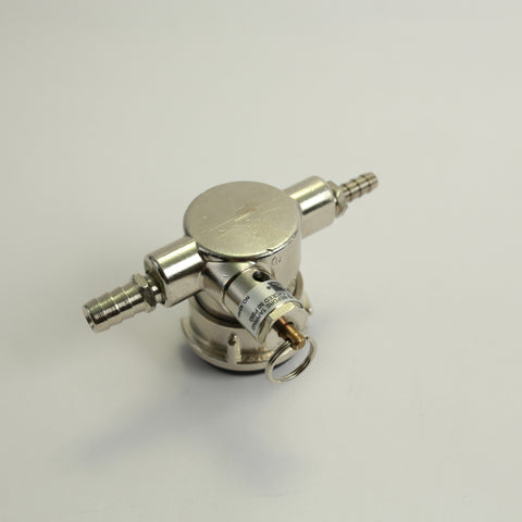 Keg Coupler: US Sankey Low Profile