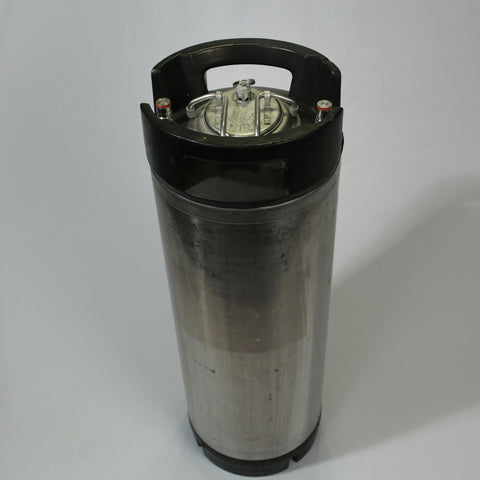 Ball Lock Keg Refurbished: 5 Gallon
