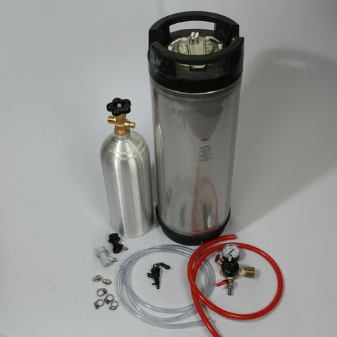 Kegging Starter Kit New