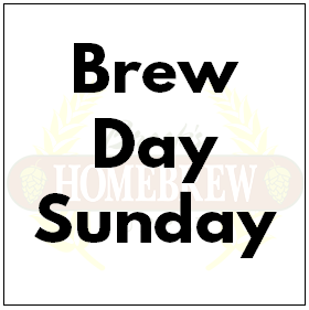 05/07/17: Sunday: Brew Day Sunday