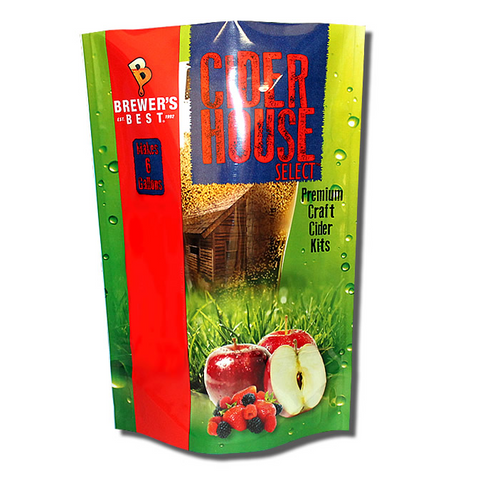 Cider Recipe Kit: Apple