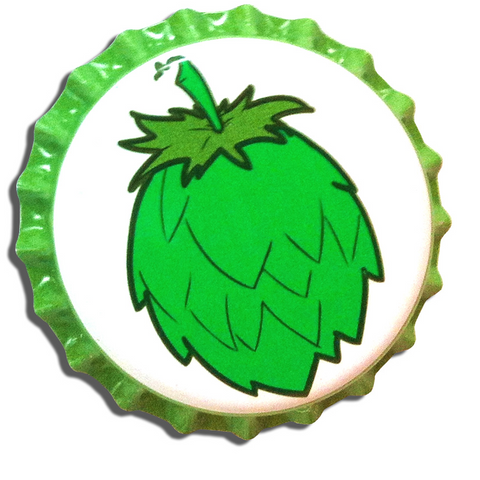 Crown Caps: Hop Cone