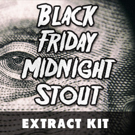 EXT: Black Friday Midnight Stout