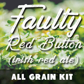 AG: Faulty Red Button Red Ale