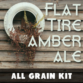 AG: Flat Tire Amber Ale