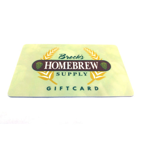 Gift Card: E-mail