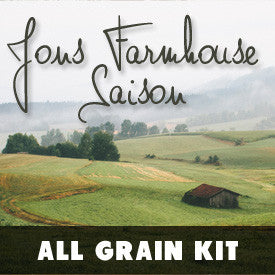 AG: Jon's Farmhouse Saison