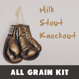 AG: Milk Stout Knockout