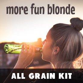 AG: More Fun Blonde