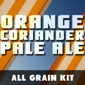 AG: Orange Coriander Pale Ale