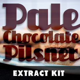 EXT: Pale Chocolate Pilsner