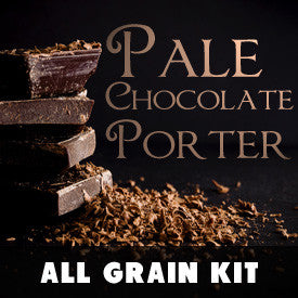 AG: Pale Chocolate Porter