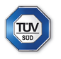 certified by the TUV
