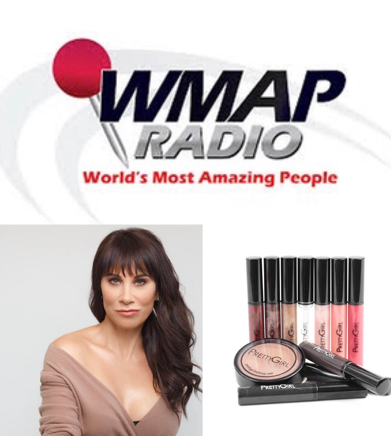 WMAP Radio Interview with Christina Flach
