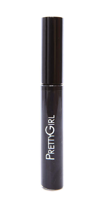 Pretty Girl Makeup Lash Building Mascara | Black