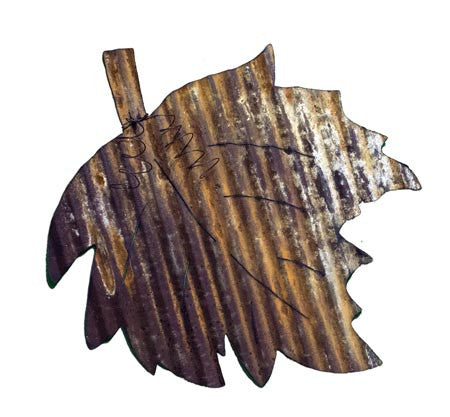 LEAF - Large NATURAL Maple