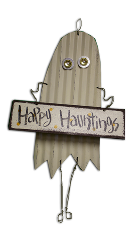 Happy Hauntings Ghost