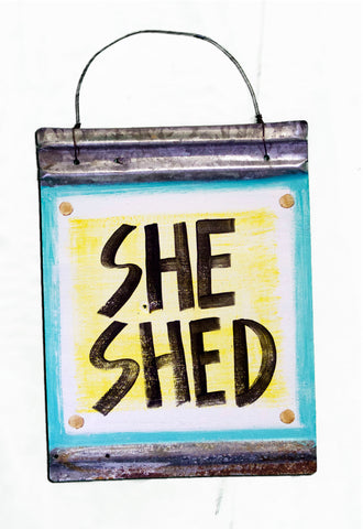 SHE SHED
