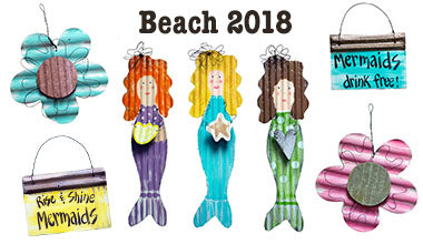 MERMAIDS & BEACH  2018