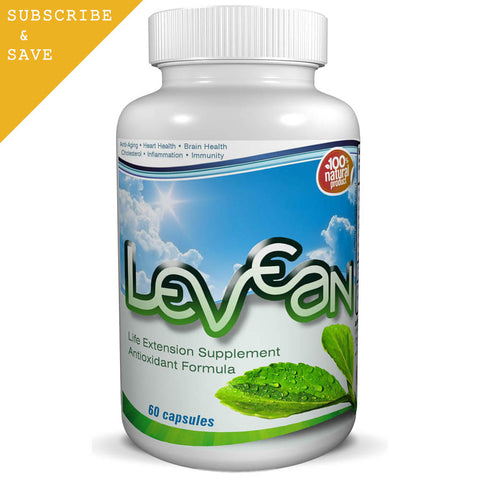 FREE 30-Day Supply - Levean (with 25% Off Monthly Subscription, Cancel Anytime)