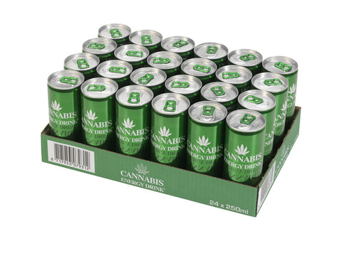 Charming Cannabis Energy Drink Regular Nice Design