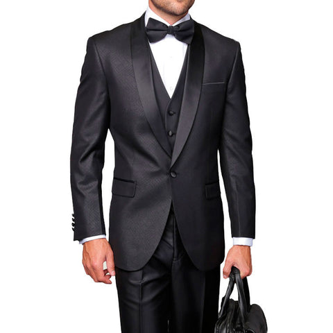 Statement Clothing Bari Classic 3pc Tuxedo