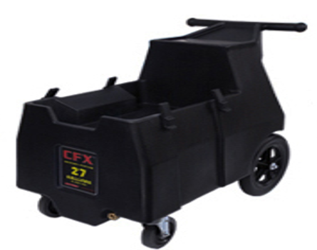 Rotovac Docking Station Daily Rental