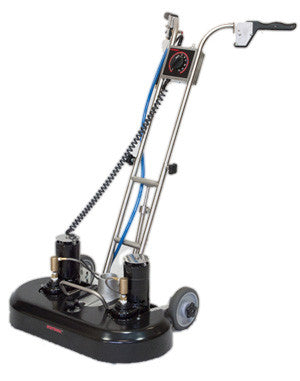 Rotovac Widetrack Carpet Cleaning Machine