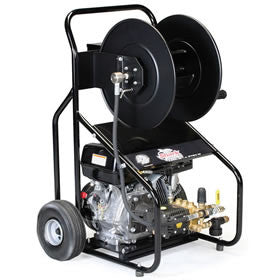 Shark 3000 PSI Carted Gas Jetter