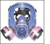Full Face Mold Respirator