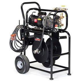 Shark Portable Electric Jetter with Roll Cart