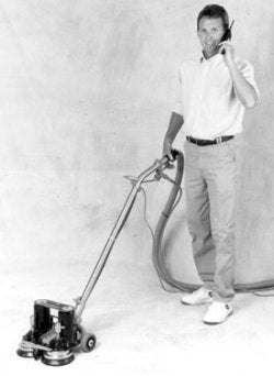 Rotovac Powerwand Carpet Cleaning Machine
