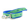 Green Crab Ribbon Dog Leash