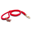 Red Harbor Three Strand Rope Dog Leash