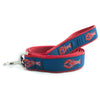 Red Lobster Ribbon Dog Leash