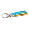 Sea Turtle Ribbon Key Fob
