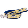 Bluefin Tuna Ribbon Dog Leash