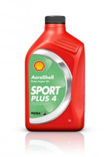AEROSHELL OIL SPORT PLUS 4  LITTER