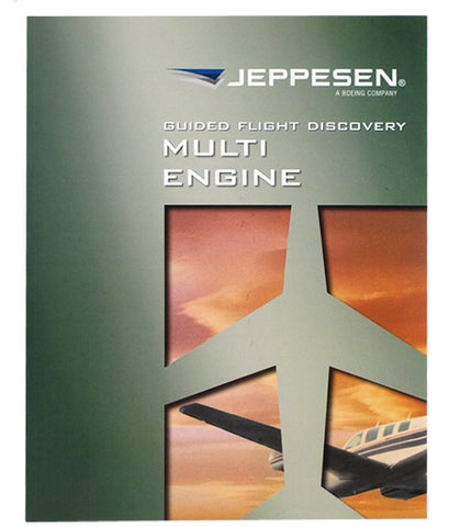 Jeppesen Multi Engine Text Book